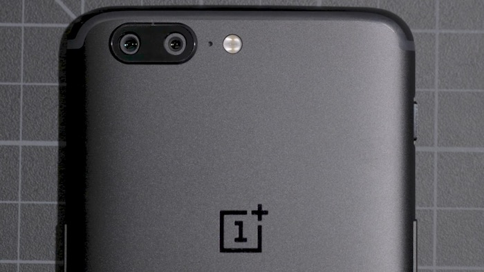 OnePlus 5 Double Capteur Photo Arriere