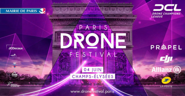 Paris Drone Festival 2017 600x313
