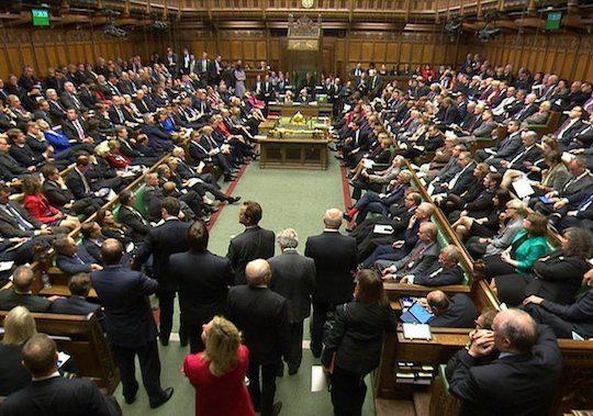Parlement Britannique