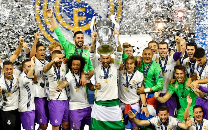 Real Madrid Ligue Champions 2017