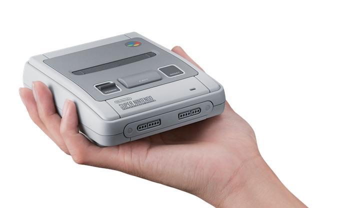 SNES Classic Edition Console