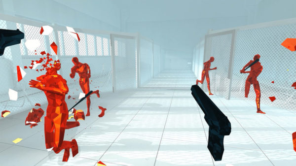 SUPERHOT VR Screen 4 600x337