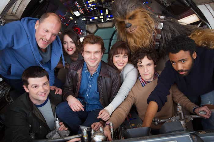Spin Off Han Solo Casting