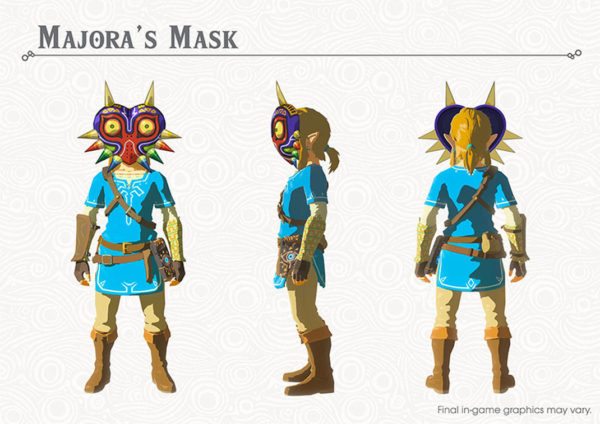 Zelda BotW Majorasmask 600x424