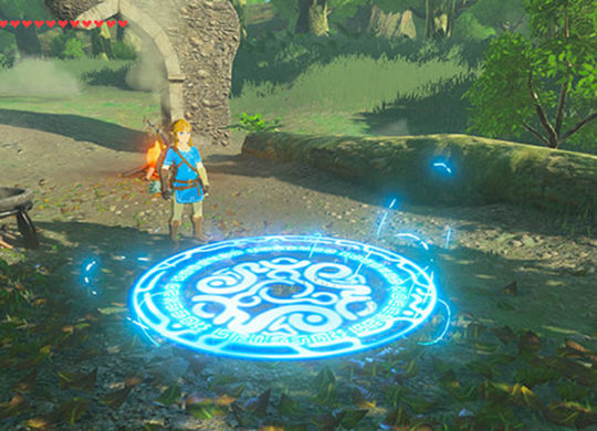 Zelda BotW_travelmedallion