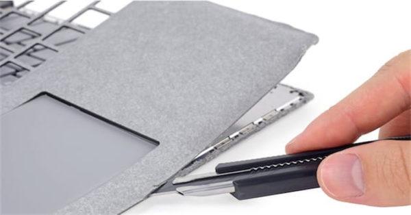 Ifixit Surface Laptop 600x314