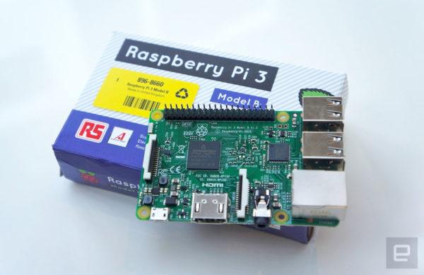 Raspberry 3 600x389