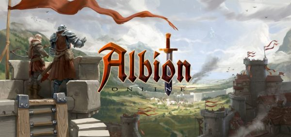 ALBION ONLINE 600x283