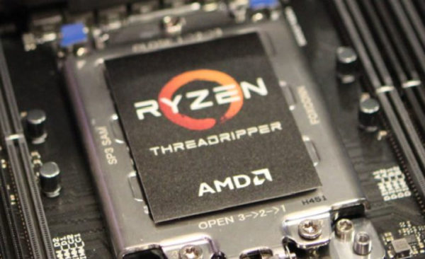AMD Ryzen Threadripper CPU 600x366