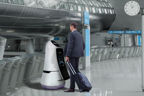 Airport Guide Robot 01.0 600x399