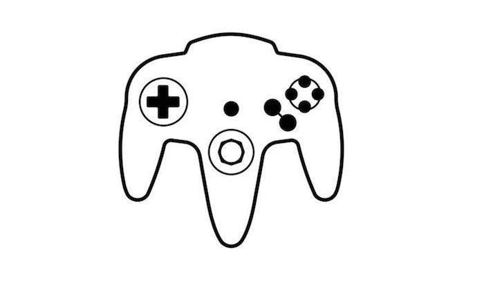 Brevet Nintendo Manette Nintendo 64