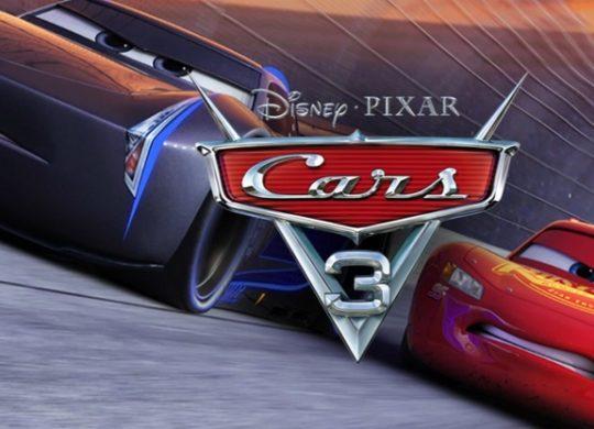Cars 3 – Logo