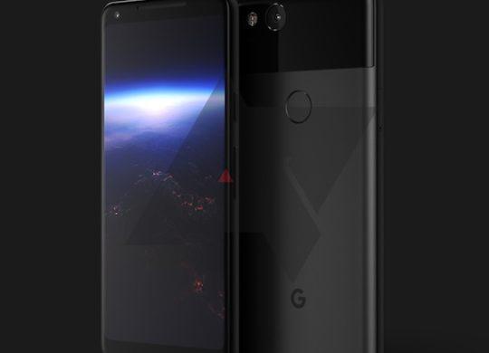 Fuite Pixel XL 2017
