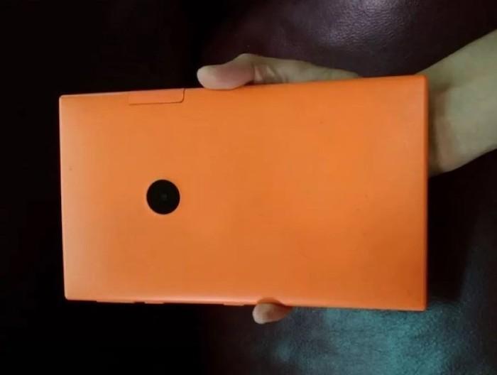Fuite Tablette Mercury Nokia 2