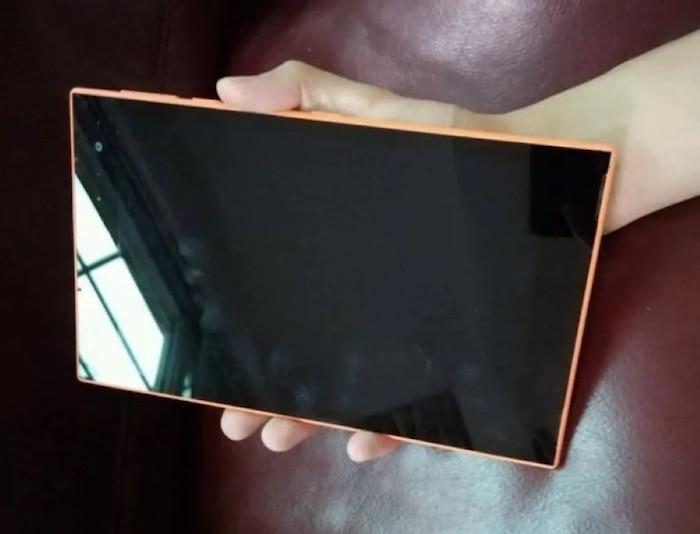Fuite Tablette Mercury Nokia