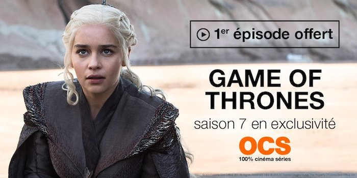 Game Of Thrones Saison 7 1er Episode Gratuit