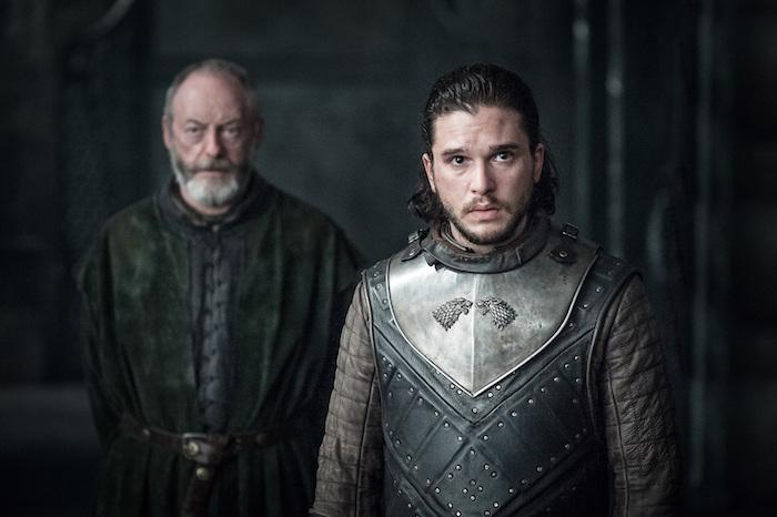 Game Of Thrones Saison 7 Jon Snow