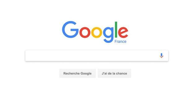 Google Moteur Recherche 600x299