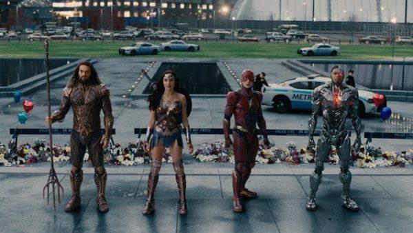 Justice League 600x338