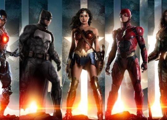 Justice League Superheros