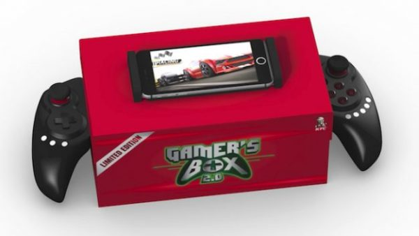 KFC GAMER BOX 600x338