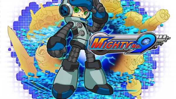 MIGHTY NO 9 600x337