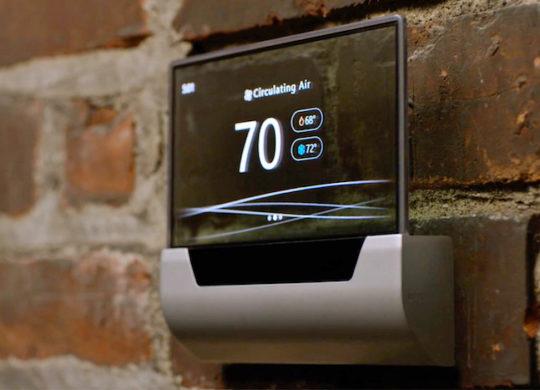 Microsoft Johnson Controls Thermostat GLAS
