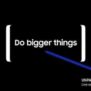 Samsung officialise la présentation du Galaxy Note 8 pour le 23 août avec une conférence