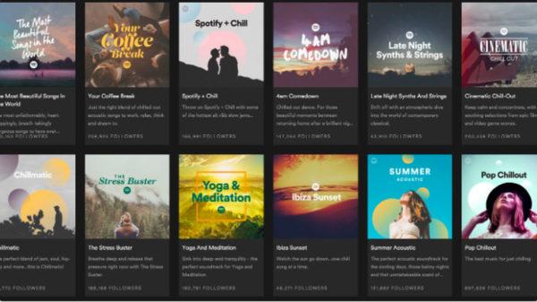 Spotify Faux Artistes 600x337