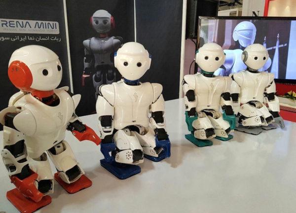 Surena Robot 2 600x432