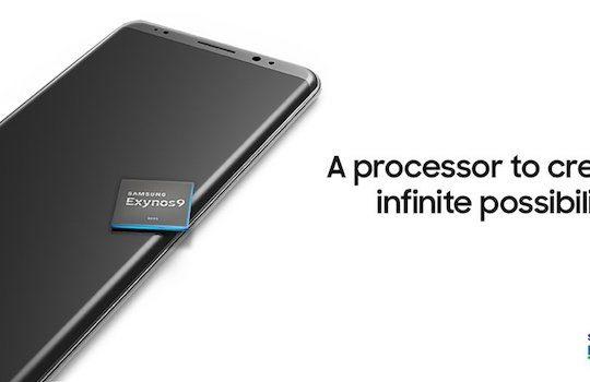Teaser Galaxy Note 8