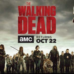 Un trailer pour la saison 8 de The Walking Dead : retour le 22 octobre