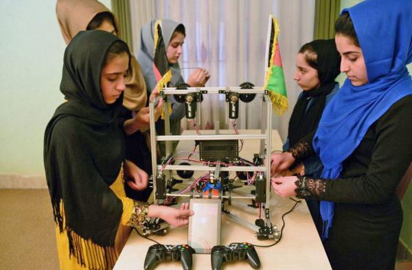 Afghan Robot 600x393