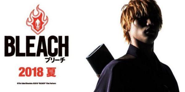 Bleach Live Action 2018 600x300