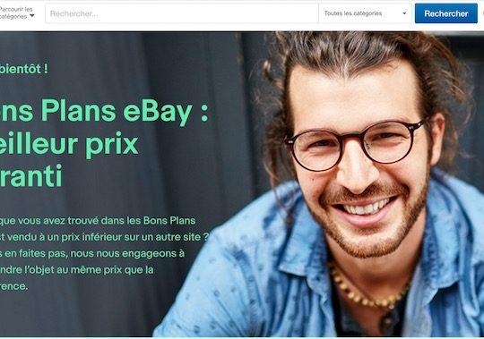 eBay Bons Plans Meilleur Prix Garanti