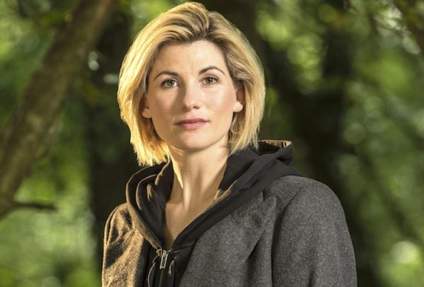 Jodie Whittaker Doctor Who 600x406