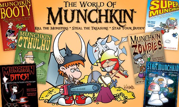Munchkin 600x360