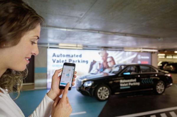 Parking Voiture Autonome 600x398