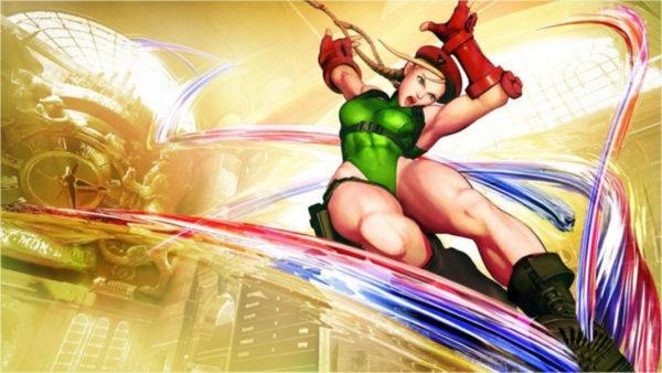 Street Fighter V Cammy La Jolie Blonde Distribue 600x338