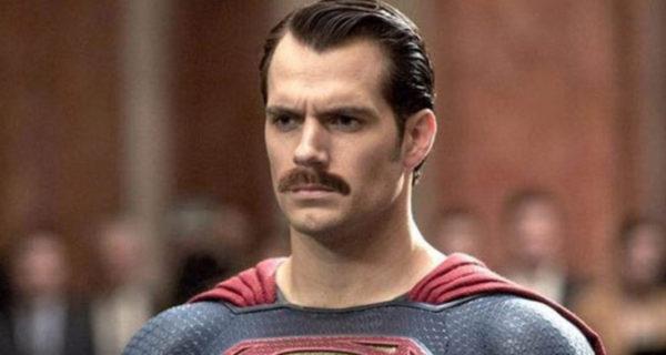 Superman Moustache 600x320