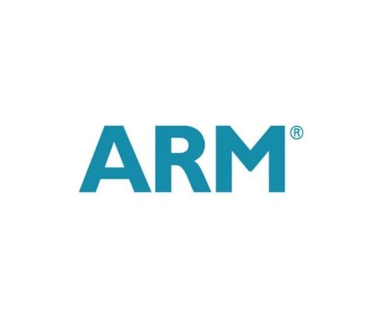 ARM Logo Ex 543x450
