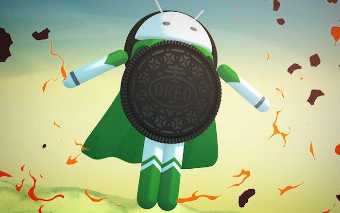 Android Oreo Logo 1