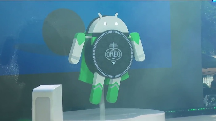 Android Oreo Statue