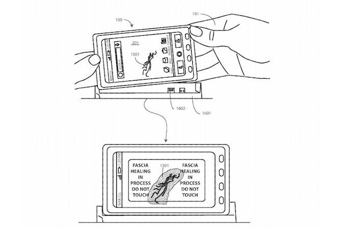 Brevet Motorola Smartphone Repare Ecran Seul