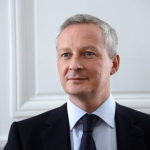 La France va taxer les GAFA (Google, Apple, Facebook, Amazon) dès 2019, faute d'accord avec l'Europe