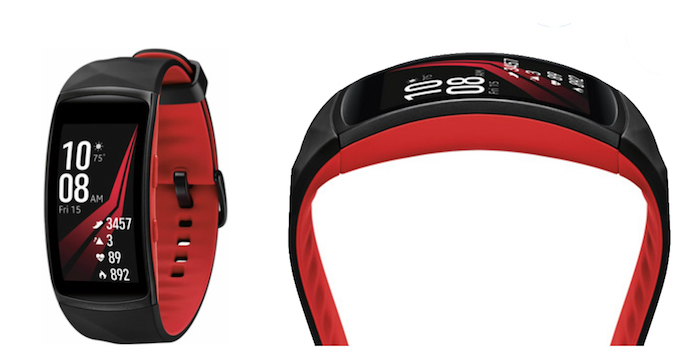 Fuite Bracelet Gear Fit 2 Pro