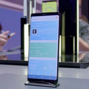 Samsung semble préparer une édition spéciale du Galaxy Note 8 aux couleurs de Star Wars