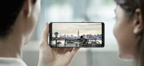 Galaxy Note 8 Ecran Officiel 600x276