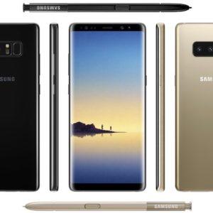 Galaxy Note 8 : Samsung prévoit du mieux pour l'optimisation et une meilleur reconnaissance faciale/iris