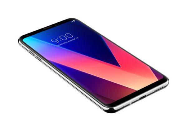 LG V30 Officiel Avant 600x423